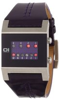 01 The One 01TheOne Unisex KTL109R4 Kerala Trance Mid Series Watch