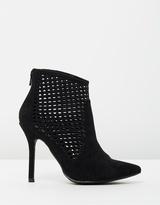 Spurr Val Stiletto Ankle Boots