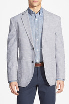 Kroon Classic Fit Seersucker Sport Coat