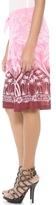 Jean Paul Gaultier Printed Shorts