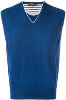 Loro Piana knitted vest - men - Cotton - 50