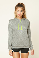 Forever 21 FOREVER 21+ Active Hooded Pullover