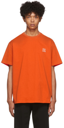 Wooyoungmi Orange Crest T-Shirt