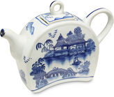 AA Importing Decorative Chinoiserie Scene Teapot