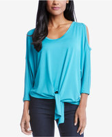 Karen Kane Cold-Shoulder Top, a Macy's Exclusive Style