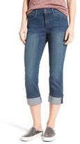 NYDJ Women's 'Dayla' Colored Wide Cuff Capri Jeans