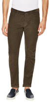 Rick Owens Detroit Cut Slim Fit Jeans