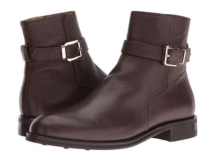 Del Toro Leather Zip Chelsea Boot Men's Boots