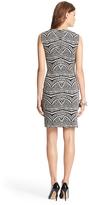 Diane von Furstenberg Pentra Woven Sheath Dress