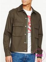 Paul Smith Logo Pocket Jacket