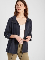 White Stuff Sienna tencel jacket