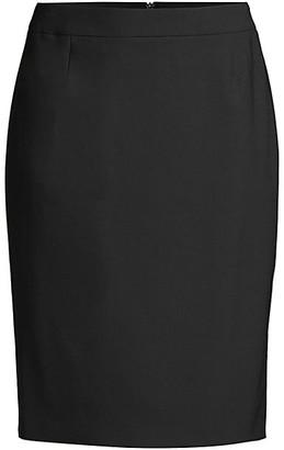 HUGO BOSS Vilea Pencil Skirt