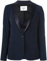 Dondup Elysia blazer - women - Silk/Polyester/Spandex/Elastane/Virgin Wool - 42