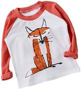 Baby Boys Girls Fox Long Sleeve T-Shirt Tops, SUPPION Kids Blouse