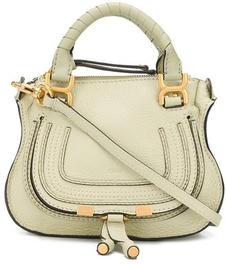 Chloé Marcie mini double carry bag