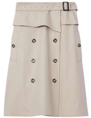 Proenza Schouler Trench skirt