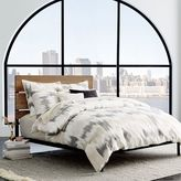 west elm Industrial Headboard + Box Frame Bed Frame