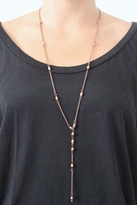Vanessa Mooney Cage Necklace in Copper