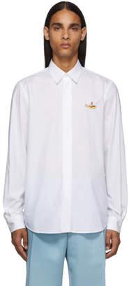 Stella McCartney White The Beatles Edition Yellow Submarine Shirt
