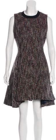 Christian Dior Wool-Blend Dress
