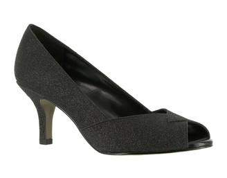 Easy Street Shoes Ravish Peep Toe Pump - Multiple Widths Available
