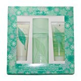 Elizabeth Arden Green Tea Scent By For Women. Gift Set ( Eau De Parfumee Spray 3.3 Oz + Refreshing Body Lotion 3.3 Oz + Energizing Bath And Shower Gel 3.3 Oz ).