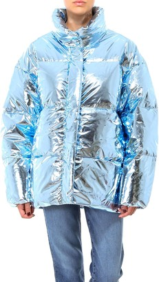 Ienki Ienki Zip Detail Down Jacket