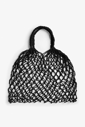 Monki Net beach bag