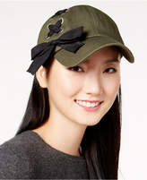 Steve Madden Tongue Tied Baseball Cap