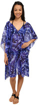 Miraclesuit Fan Dance Caftan Cover-Up