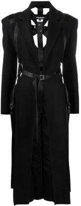 Junya Watanabe Harness-Embellished Long Coat