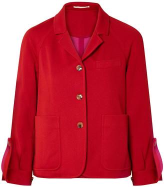 Golden Goose Steward Canvas-trimmed Cotton-blend Sateen Jacket