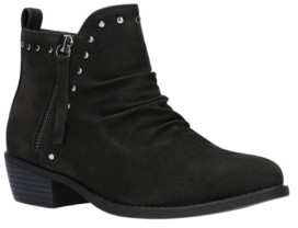Easy Street Shoes Elvie Ankle Booties Women's Shoes