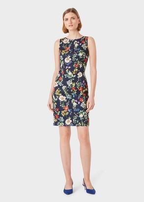Hobbs Moira Floral Shift Dress