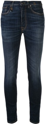 R 13 Howell High Rise Skinny Jeans