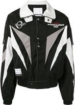 Ground Zero colour block jacket