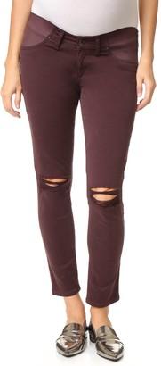 DL1961 Women's Plus Size Maternity Emma Power Legging Jeans in Reed 23