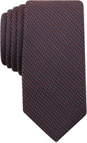 Bar III Men's Knit Solid Skinny Tie, Only at Macy's