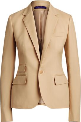 Ralph Lauren Lilli Cashmere Jacket