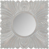 Asstd National Brand Acanthus Square Wall Mirror