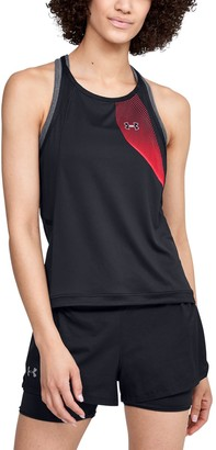 Under Armour Women's UA Qualifier Iso-Chill Tank