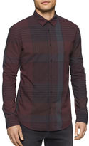 Calvin Klein Jeans Exploded Autumn Plaid Sportshirt