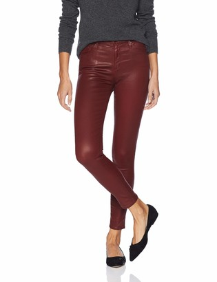 AG Jeans Women's Farrah High-Rise Skinny Fit Ankle Pant