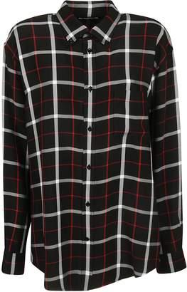 Balenciaga Checked Shirt
