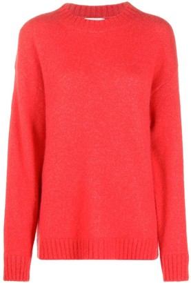 Laneus Long Sleeve Chunky Knit Sweater