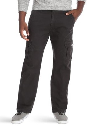Wrangler Men's Relaxed Fit Stretch Cargo Pants