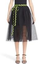 Marc Jacobs Women's Tulle Wrap Skirt