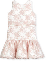 Helena Drop-Waist Lace Dress, Size 7-14