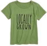 Boy's Beru Locally Grown Organic Cotton T-Shirt