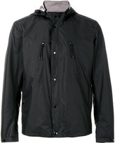 C.P. Company hooded jacket - men - Cotton/Polyamide/Polyester - M